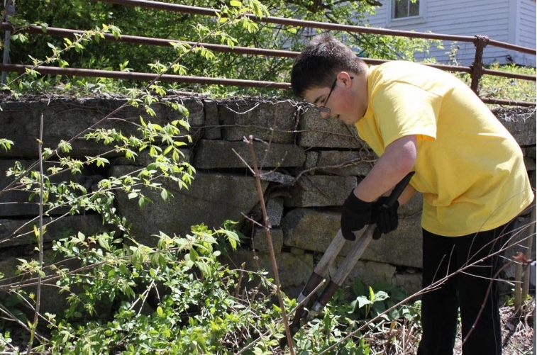 Newmarket Cares Day 2