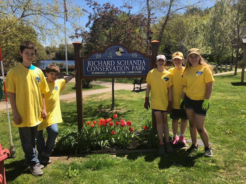 Newmarket Cares Day 5